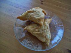 Schatz was koch ich heute? - vegan kochen, backen, essen und genießen: Vegane Samosa - Indien