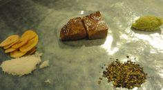 Kōbe Steak mit verschiedenen Gewürzen, Kōbe Japan