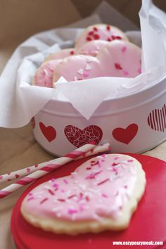 Glazed Sugar Cookies Cutlers Famous Recipe - This sugar cookie holds its shape! And is a sweet treat for the loves in your life!