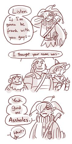 The adventure zone is a Good Podcast with Good Characters