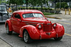 Custom Olds | Custom 1937 Olds coupe | Flickr - Photo Sharing!