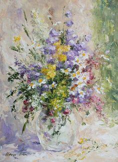 Алекс Ирина. полевые цветы