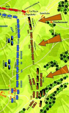 Waterloo 1815, Battle Of Waterloo, Bataille De Waterloo, Napoleonic Wars, Clash Of Clans, Military History, Military Tactics, Cards