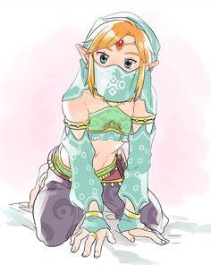 Gerudo Link