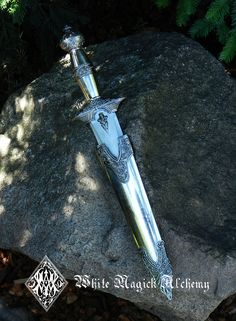 Athame at White Magick Alchemy