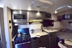 Identify what is important to you, eliminate the rest. Tiny Camper Trailer, Small Travel Trailers, Small Rv, Retirement, Rest, Outdoors, Camping, Cool Stuff, Big