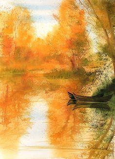 EL  RINCON  DE  MIS  AFICIONES: ¡¡ Veneta Docheva-Fascinante pintora búlgara!!