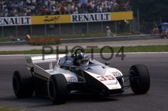 Derek Warwick (GBR) Toleman TG 183 Hart
