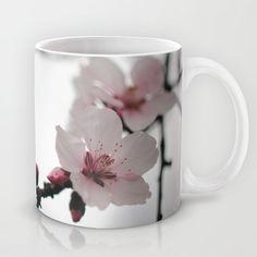 Spring blooms Mug by Alina Juravle - $15.00 Spring Blooms, Mugs, Natural, Simple, Tableware, Beautiful, Fruits And Vegetables, House Decorations, Plants