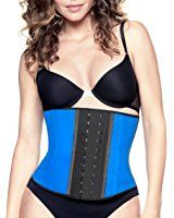 bdc712ae29b Slim your waistline and correct your posture as you workout in the Active  Band Waist Trainer by Amia. Order your workout corset at Hourglass Angel  today!