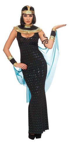 Adult Goddess Cleopatra Costume  sc 1 st  Pinterest & 90 best Traditional Costumes images on Pinterest | Adult costumes ...