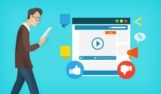 Video Marketing: The Future Of Content Marketing. Content Marketing, Marketing Videos, Tech Logos, Animation, Ads, Future, Quotes, Museums, Quotations