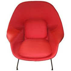 1950s Saarinen Womb Chair