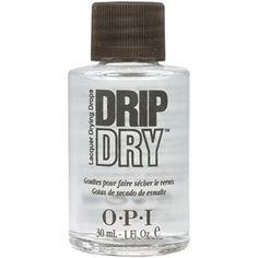 O.P.I Drip Dry Drops