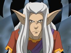 Puck- Disney's Gargoyles Gosh what a cutie. Basicly the wizard version of Legolas from LOTR