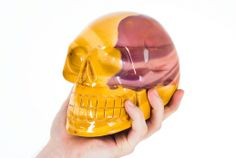 Crystal skull carvings from small to large in many semi precious stones from Crystals (UK) - the UK's leading crystal retailers. Crystals Uk, Crystal Skull, Skulls, Jasper, Carving, Stone, Rock, Wood Carvings, Sculptures