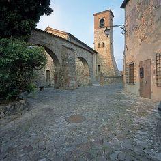 Arqua' Petrarca, Padova, Italy