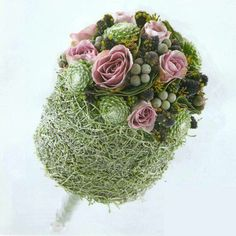 Wedding Bouquet - Stunning in style, colour and design