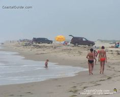 Ocracoke, NC - On The Outer Banks, The Barrier Islands Of North Carolina - History, Events, Attractions - Atlantic Ocean Beaches and Pamlico Sound in Hyde County ........Coastalguide