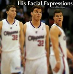 Blake Griffin Power Forward, Kevin Love, La Clippers, Blake Griffin, Sports Uniforms, The Other Guys, Los Angeles Clippers, Attractive Men, Basketball Players