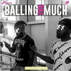 """Shake Your Legs on this Refreshing #Rap Track """"Ballin Too Much"""" by #PHASE"""