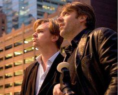 Christopher Nolan and Wally Pfister