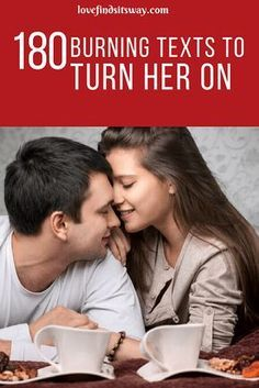 What to Text a Girl You Like To Turn Her On: (180 Burning Text Ideas): Many of my male subscribers have been asking me this one burning question all the time. What to text a girl to turn her on? Or what to say when texting a girl? Or what sexting conversations will drive her wild?So guys, this one is for you some simple, sexy, hot and naughty texts messages and sexting conversations for you to use.They range from sweet to naughty texts. You can use them exactly as they appear here, or you…