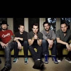 This is a photo of 311, a widely renowned band from Omaha.