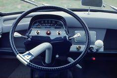 Citroen Ami 6 (1961) Flaminio Bertoni / Citroen 2CV as the basis / Marketing…