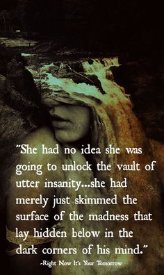 Stabbed from the inside out. True..Emotional abuse is crippling......hard to survive life without him. Narcissist. Manipulator. Emotional Abuser. Twisted. Psychopath. Scary