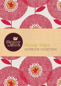 Sunny Days notebooks