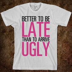 HAHA life motto