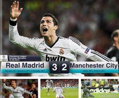 Real Madrid'in geri dönüşü..