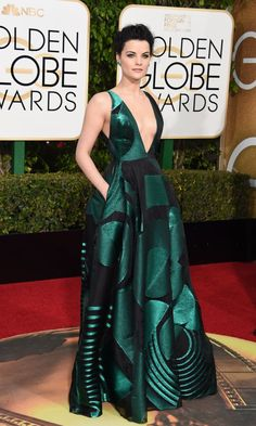 Every Look From the 2016 Golden Globes Red Carpet