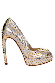 - Alexander McQueen - Shoes 2013