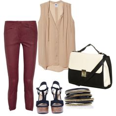 College Gloss: Three End of Summer Date Outfit Ideas