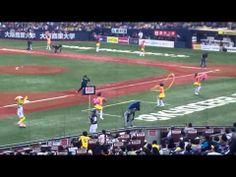 2014/04/03  ドアラ サンバ 六甲おろし - YouTube