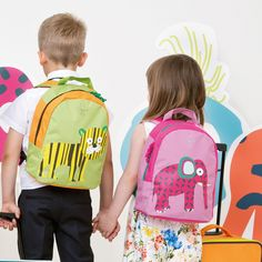 #Lässig 4 Kids • WILDLIFE Collection • #travel #zaino #valigia #scuola #bambini #kids #viaggiare #vacanza #elephant #elefante #animali