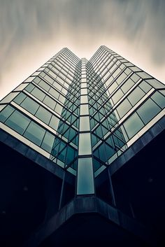 Tower of Babel - Shot a little while back in downtown Toronto. I stumbled across it while going through my collection, gave it a quick edit and was surpsired by the nice outcome. Michael Woloszynowicz