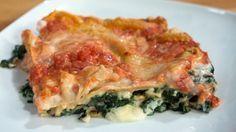 Lasagne lze připravit na mnoho způsobů, jisté je, že s nimi nikdy nešlápnete vedle. Zkuste naši variantu s listovým špenátem. Pochutnají si nejen vegetariáni.
