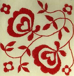 Embroidery Hardanger Embroidery in Swedish Delsbosöm tradition designed by Helena Ericsson Scandinavian Embroidery, Swedish Embroidery, Hardanger Embroidery, Folk Embroidery, Cross Stitch Embroidery, Embroidery Patterns, Machine Embroidery, Butterfly Embroidery, Stitch Drawing