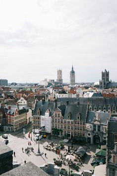 A Quick Guide to Gent, Belgium — Bon Traveler