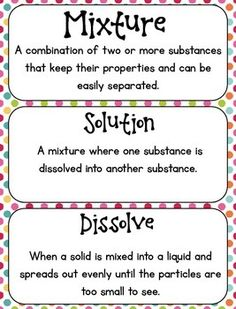 CHEMISTRY Worksheets  Mass Worksheets Mixtures And Solutions