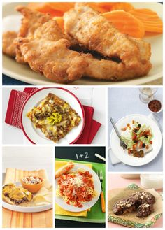 Taste of Home's MenuSaver Newsletter :: For dinner recipes your kids will love, check out this week's newsletter filled with family-friendly meal ideas, like chicken fingers, pizza, pasta, and a chocolaty bonus dessert. Sign up for this FREE newsletter at http://www.tasteofhome.com/Sign-Up-For-Free-Newsletters