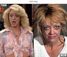 Celebrity Mugshot: Robin Kelly
