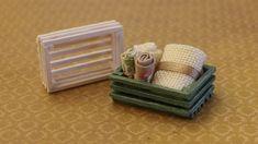 tutorial: miniature box from matchsticks