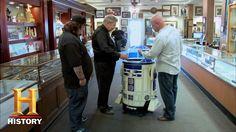 Pawn Stars: Star Wars Vault: R2D2 Cooler | History
