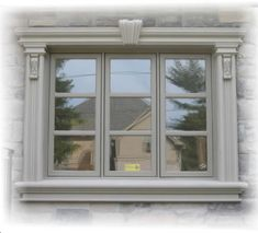 Stucco, Stucco Trim, Stucco Cornice and Sill at Prime Mouldings