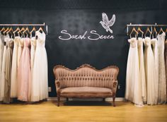 Sarah Seven's San Francisco Showroom - Glitter, Inc.