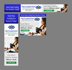 Banner Ads invitation to our webinar for entrepreneurs who need to raise capital for Funding Results, LLC Raising Capital, Entrepreneur, Banner, Ads, Invitations, Marketing, Learning, Banner Stands, Studying